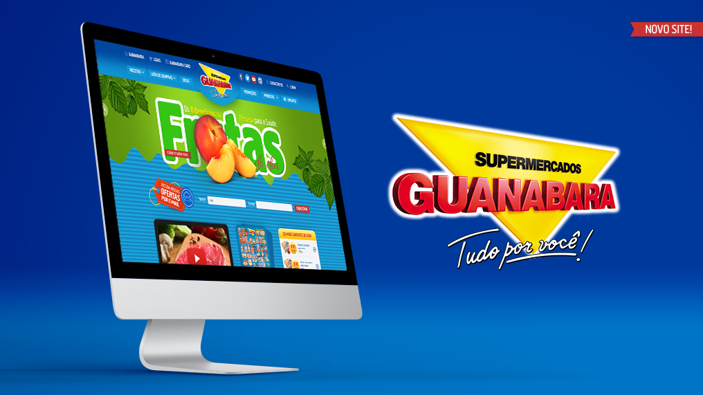 Nossos produtos — Supermercados Guanabara